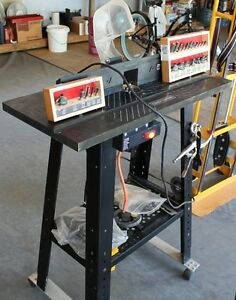 Craftsman Plunge Table Router