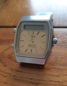 Seiko H557-5000 Mens Watch - Superb Condition (Vintage/Retro)