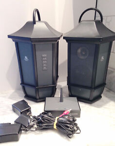 Accoustic Research Outdoor Wired/Wireless Speakers