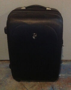 Large Heys Brand Hard Sided Suitcase