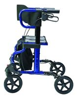 Hybrid LX Rollator Transport Chair - Free & Fast Delivery