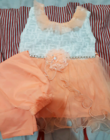 5 months baby dress new Free post