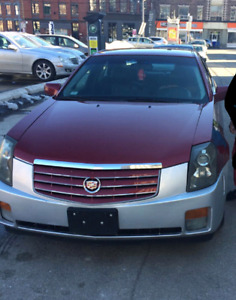 03 cadillac cts for trade