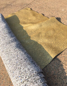 Carpet Underpad 72 inches  by 16 feet