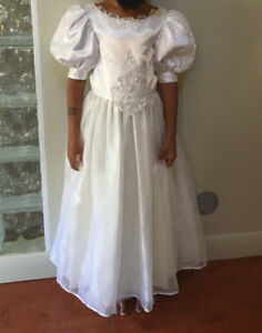 first communion/flower girl dress