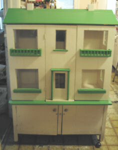Doll House - Handcrafted, One of a KInd