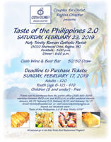 Taste of the Philippines 2.0