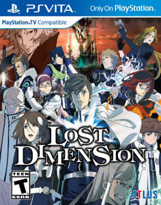 Lost Dimension - PS Vita