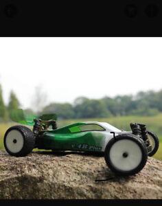 Vkar racing v.4b 4wd buggy 80 kmh top speed