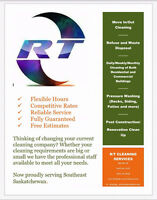 Move in/out cleaning,home & commercial, garbage removal