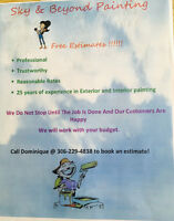 Sky & Beyond Painting ***FREE ESTIMATES***