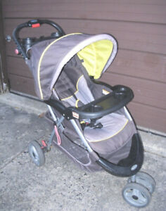Used Baby Trend Jogging Stroller, good condition