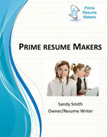 Resume $60 - Cover letter $25 - CD Package $95 - Review FREE