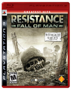 Resistance: Fall of Man for PS3