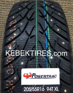 TIRES PNEUS POWERTRAC 245 40R19 235 55R19 255 45R19 255 50R19
