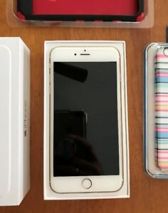 **UNLOCKED** Apple iPhone 6 Plus, GOLD, 16GB