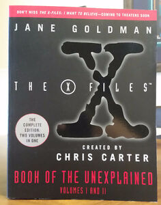X-Files Book Of The Unexplained: Volumes 1 and 2 - Paperback