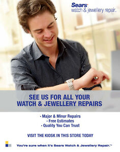 Sears Watch & Jewellery Repair London Ontario image 1