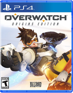 WANTING TO TRADE FOR OVERWATCH PS4