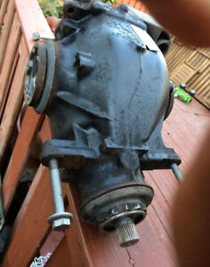 rear differential BMW 335i E90 2008 ratio 3.08