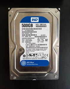 Selling 2 Western Digital internal hard drives (HDD)
