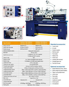 1440 New Metal Lathe/With Removable Gap Peterborough Peterborough Area image 4