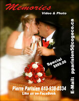 Want 2 Wedding photographers &/or videographers SUMMER SPECIAL