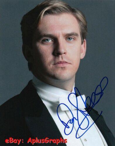 DAN STEVENS.. Tuxedo Clad Charmer (Downton Abbey) SIGNED