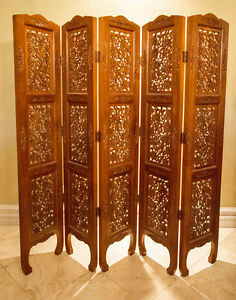 Carved Room Divider Buy Sell Items Tickets Or Tech In