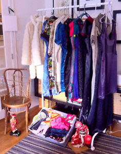 Vintage clothes, Melmac, records, collectables and more!