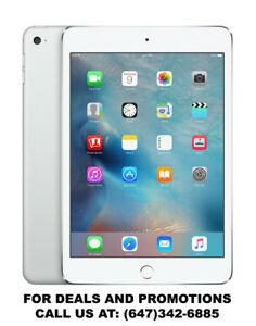 Holiday Special Sale on Apple iPad Pro, iPad 5& iPad Air 2!