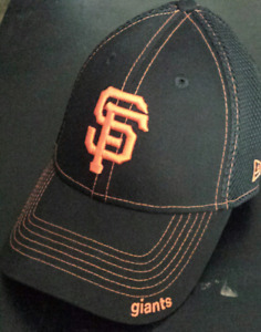 San Francisco Giants stretch fit hat