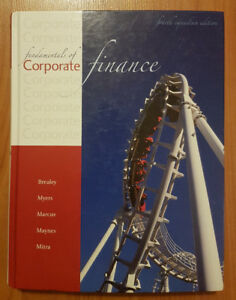 Fundamentals of Corporate Finance (4th Canadian Edition)
