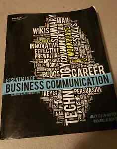 Business Communication textbook - Business Admin Red River