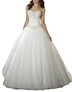 Plus size (24) wedding dress