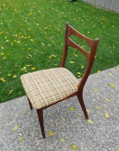 MCM Dining Chair *Delivery Available*