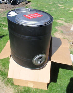 22-inch Oval Airtight Wall-Tent Hunters' Stove New In Box!
