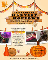 Harvest Hoedown Art Craft and Trade Show