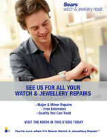 Sears Watch & Jewellery Repair