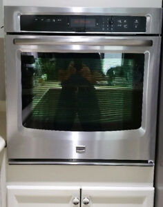 Maytag Stainless Steel Built-In Convection Oven