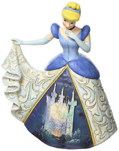 Disney Traditions by Jim Shore 4045239 Midnight At The Ball-Cind