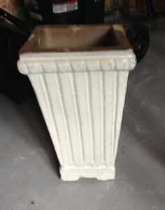 Large Heavy Outdoor Planter/Vase