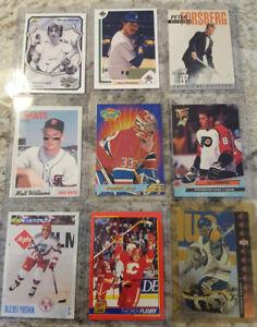 Milliers de cartes de sport