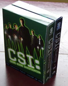 CSI: Crime Scene Investigation Seasons 1 & 2