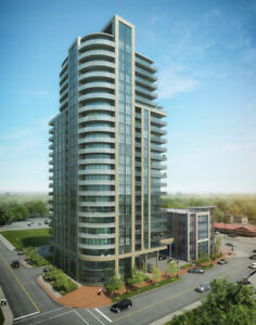 Pre-Construction Symphony Condos in Downtown Brampton on SALEOn