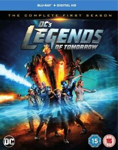 BLU-RAY! DC'S LEGENDS OF TOMORROW