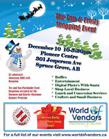 Fun & Frosty Shopping Event