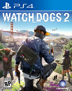 "Up for trade: ""Watch Dogs 2"", for PS4!!"