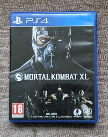 Mortal Kombat XL | PS4