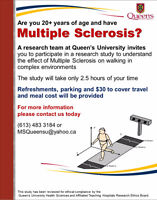MS Research Study